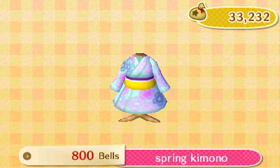 Fashion clothes 2017 - Spring Kimono New Leaf Hq
