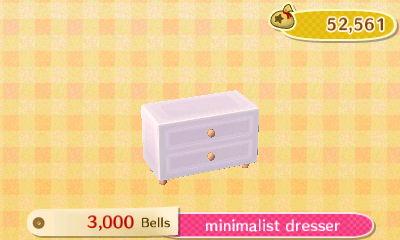 minimalist dresser new leaf hq
